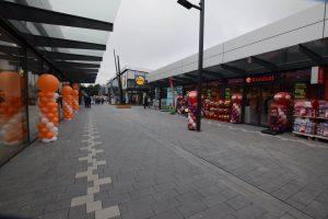 opening winkelcentrum heyhoef